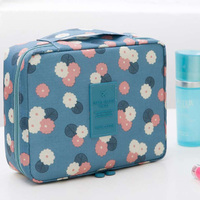2016 Promotional Travel Clear Plastic PVC makeup bag/cheap cosmetic bag
