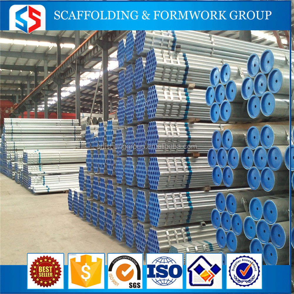 Hot Dipped Galvanized ASTM A36 steel pipe / High quality spiral welded steel pipe / large diameter steel pipe