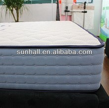 Home use best selling wire drawing coil spring bed mattress