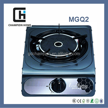 kitchen electrical appliances High Presser energy conservation gas cooker LPG gas stove manufacturing