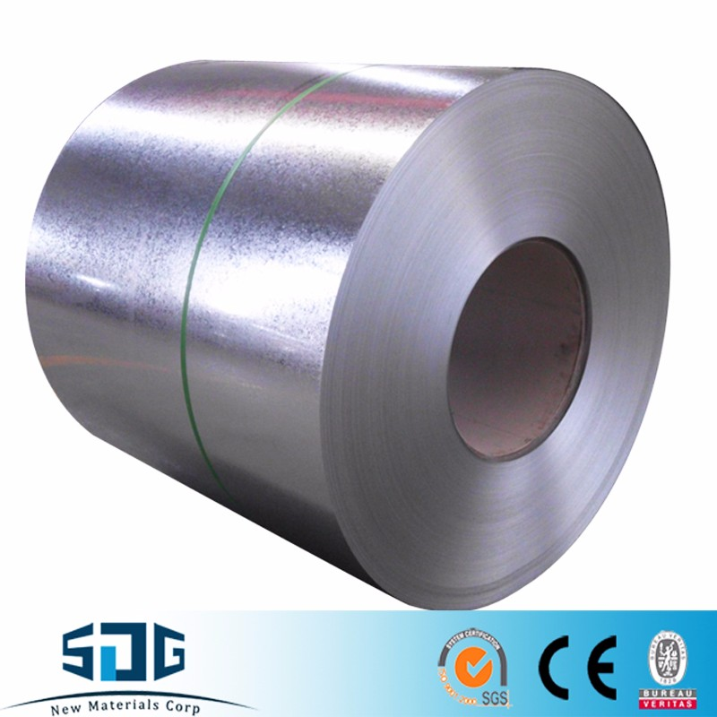 galvanized steel sheet metal manufacturing PPGI/HDG/GI/SECC DX51 ZINC