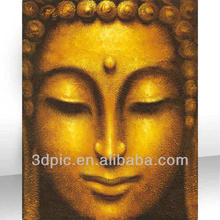 2014 newest 3d lenticular buddha picture
