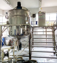 Liquid soap/detergent/shampoo/hand wash making machine, mixer, mixing tank