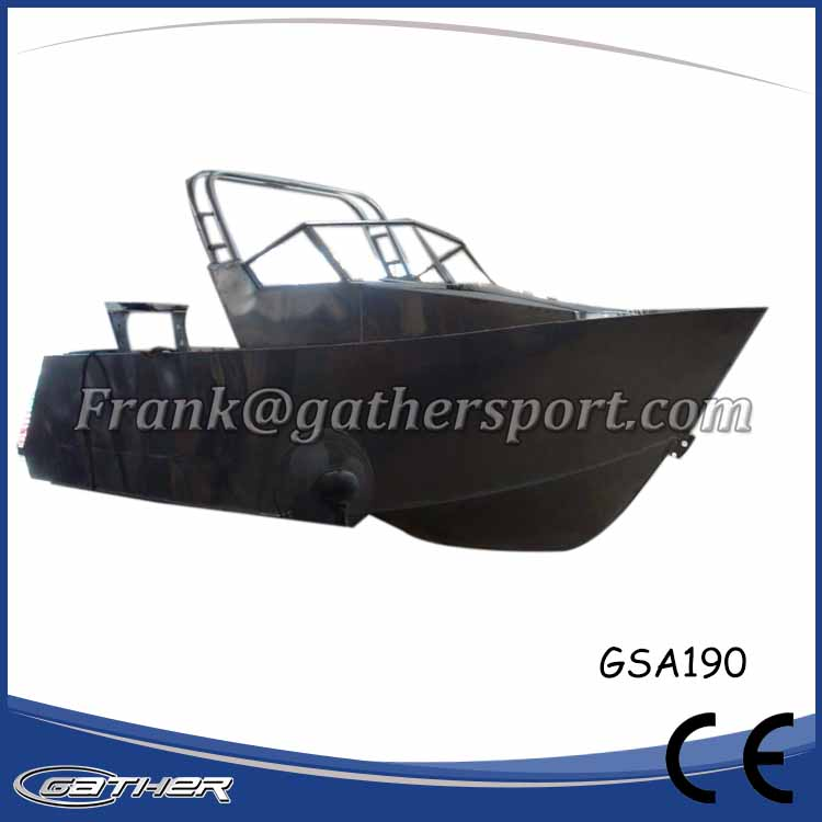 Chinese Manufacturer Best Given Price Fishing Aluminum Boat