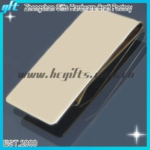 Sliver wallet money clip for wholesales