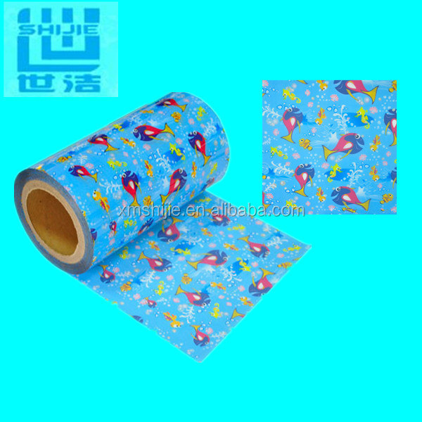 New Design With PP Frontal Tape for Baby Or Adult Diaper
