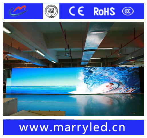 Indoor p25 mm led display panel price