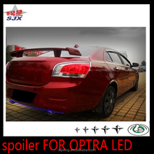 Factory direct supply car rear spoiler for OPTRA LIP the universal auto rear wing abs plastic material