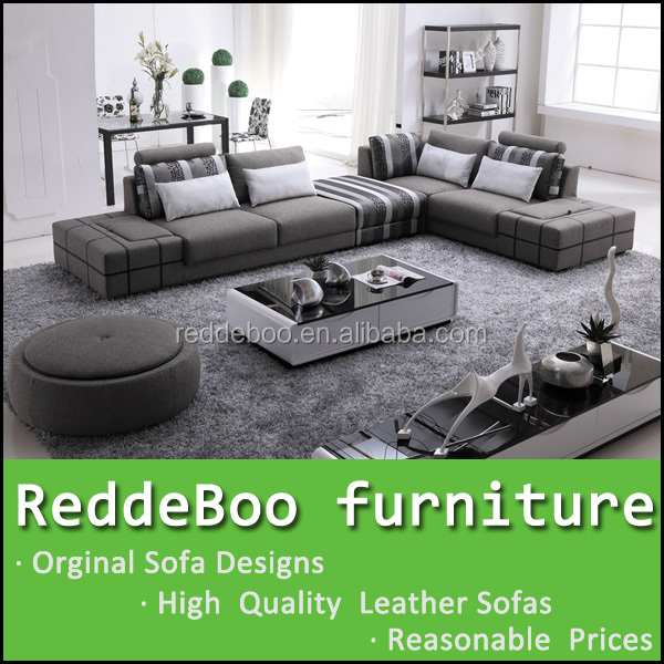 High Quality new designs sofa set designs and price , Low price sofa set