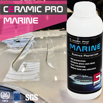 Ceramic Pro - gel paint protection anti-fouling nano-ceramic liquid coating