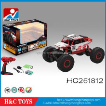 1:18 Scale 4 WD RC Rock Crawler 2.4GHZ RC Rock Crawler For Sale HC261812
