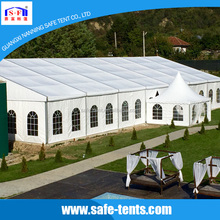 Very cheap aluminum frame party wedding event marquee 600 people church tent