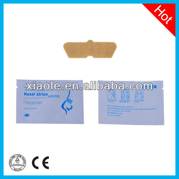 Smooth your breathe,Hydrogel Rhinobyon Relief Patch