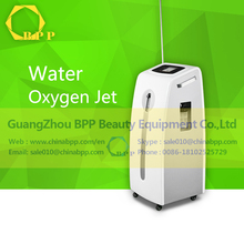 2015Hot selling acne treatment machine with water oxygen pen