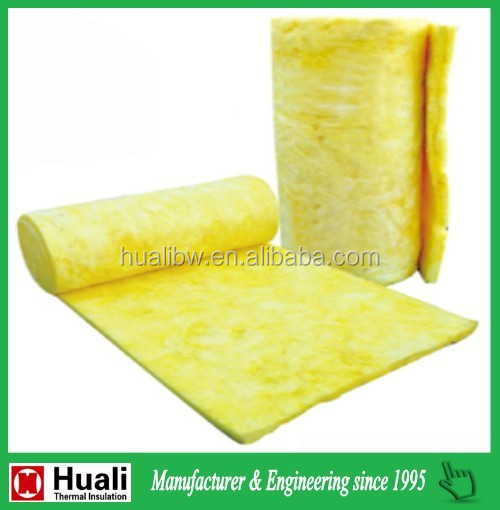 Duct Wrap Heat Insulation Glass Wool Price