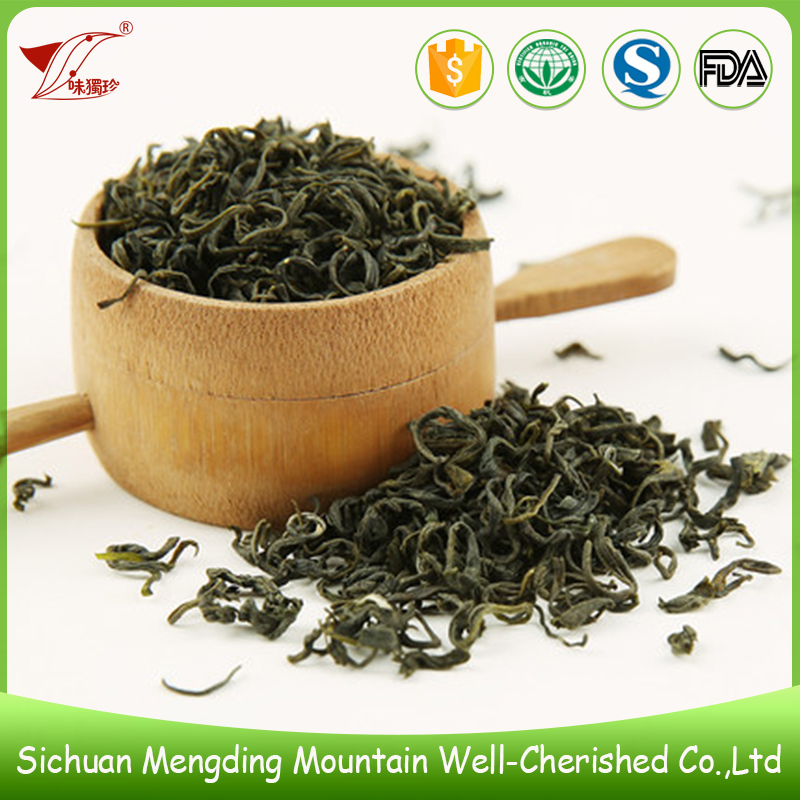 Chinese Famous Healthy Organic Green Tea From High mountain