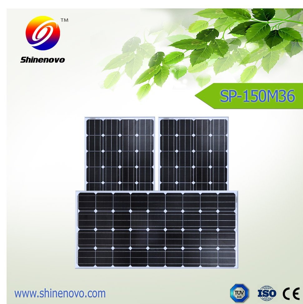 New mono crystalline solar cells for panels Wholesale low price
