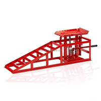 2Ton Steel Hydraulic Lift Car Ramp