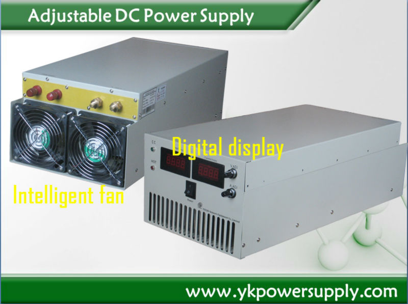 YUCOO 0-125V6000W/6KW 125V 48A Adjustable power <strong>source</strong> Made in Guangdong China factory