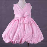 sexy girls dress red pink cream purple cheap flower girl dresses