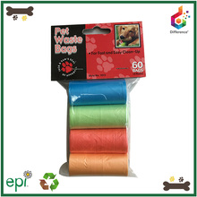 Dog products pet grooming dog pet waste poop bags biodegradable