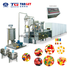 Best Price New Style Automatic gummy bear candy Making Machine