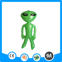 Good in stock indoor inflatable toys,inflatable alien toys for children