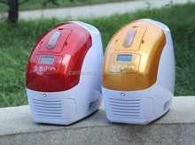 portable oxygen concentrator, oxygen making machine with CE certificate
