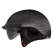 ABS Motorcycle half face Helmet with DOT approved
