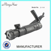 JG-016, cheap price rubber rifle scope with reticle