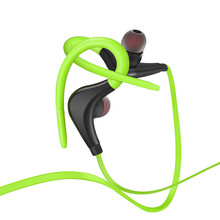 Wireless Sport Earphone Wire Stereo Music Player <strong>W</strong>/ Mic, Hand-free Call, Any Smartphones