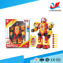 china wholesale battery operated toy 1:16 scale r/c robots for adults