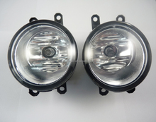 Auto Fog Light Lamp LH Left Right RH Side Fit For Lexus Toyota Camry Yaris 2 PCS