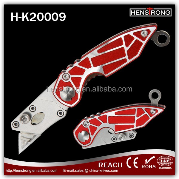 Stainless Steel Utility Safety Cutter knife