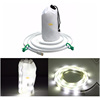 White Portable USB LED Light Rope