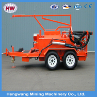 Durable truck mounted asphalt road crack sealing machine /walk behind road crack sealing machine