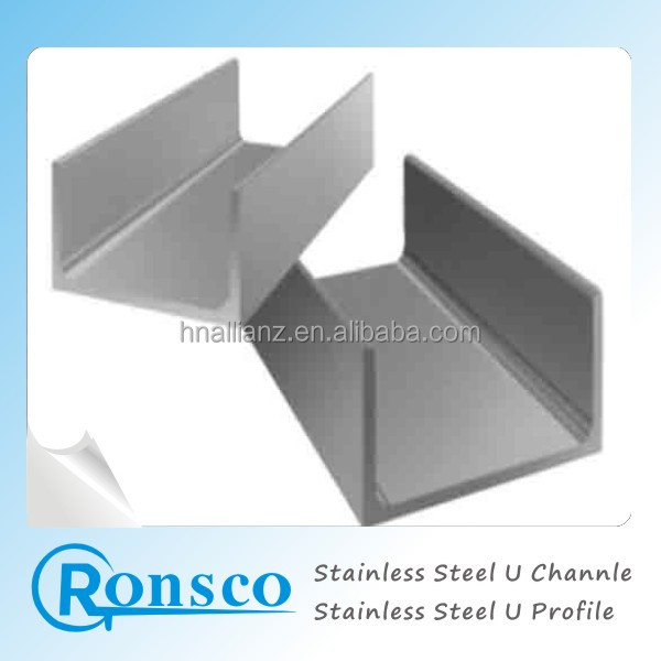 Prime Quality Hot Rolled Structure Steel U Channel Sizes