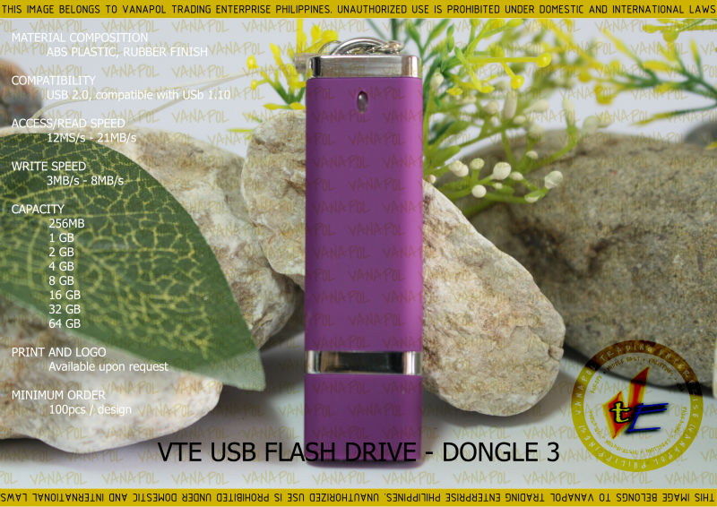 VANAPOL USB FLASH DRIVE DONGLE 3