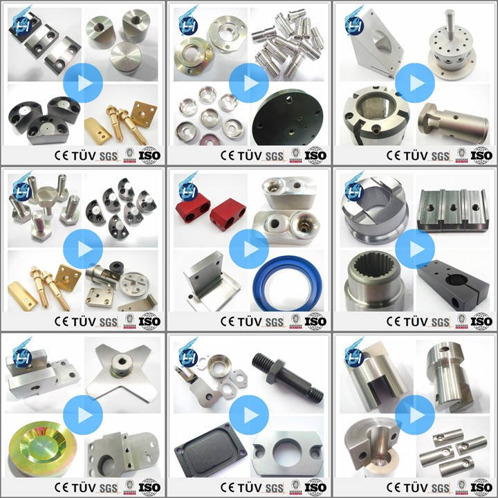 Hot sale CNC machining service welding cutting milling parts high precision steel aluminium products with best quality and price
