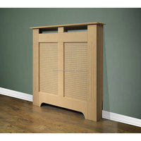 Home Retail Online Shopping Medium Unfinished Wickford Wall Water Radiator Cabinet Wood