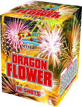 Consumer fireworks cake /wonderful effects cake fireworks