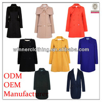 OEM/ODM service top fashion design sexy winter woolen clothes for ladies