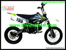125CC Dirt bike 4 stroke kick start