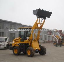 weifang wheel loader ZL12f with standard bucket