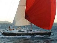 Sailing yacht for rent Sun Odyssey 54DS