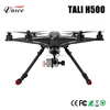 Drone with video camera Walkera Tali H500 wide-angle lens camera accept paypal.
