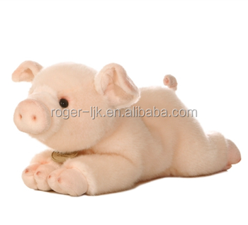ICTI Create Your Own CE EN71 Plush Toy Fashion Custom Plush Pig Stuffed toy