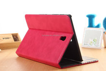 for Samsung Galaxy Tab S 8 .4 T700 wallet stand case with wrist strap