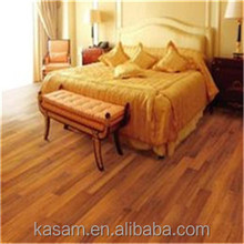 Teak wood parquet engineered wood flooring
