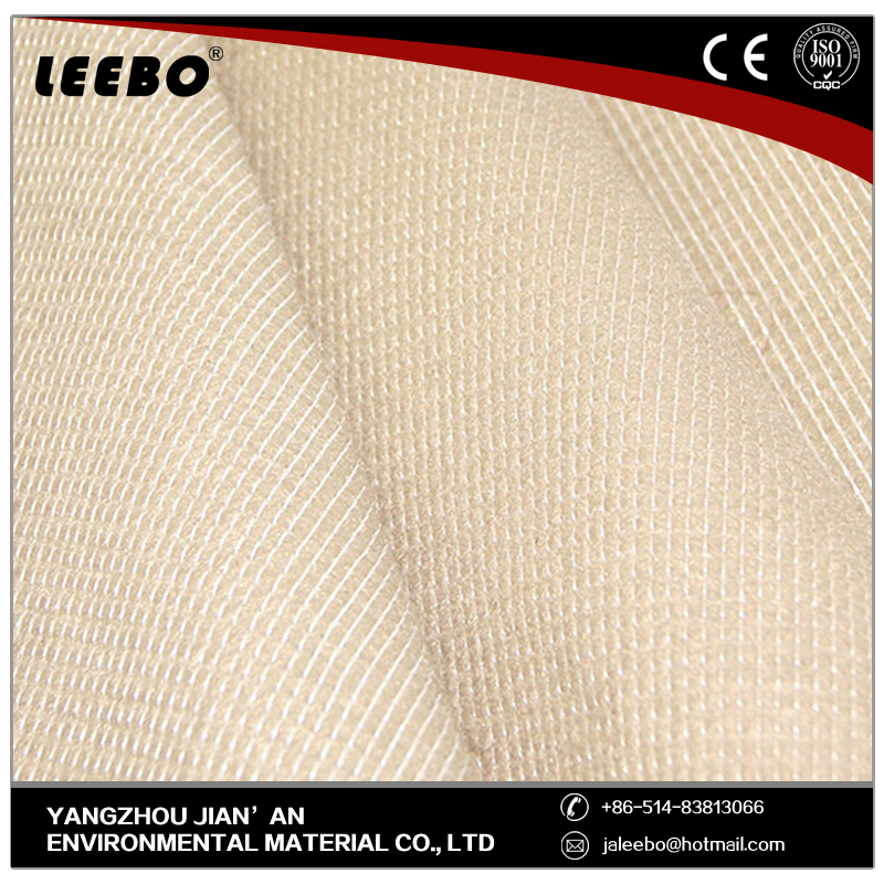 chinese made laminated polyester non woven fabric with low price